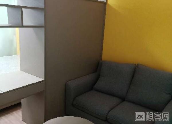 宝安超大单间,独立阳台,房东直租-2