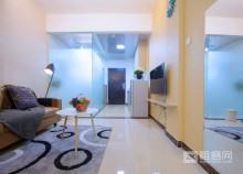 魔方公寓 精装直租 两室一厅 独卫 押一 近华南城