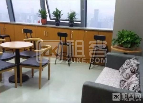 杨家坪轻轨站旁办公室出租,水电物管全包,可工商代办-3