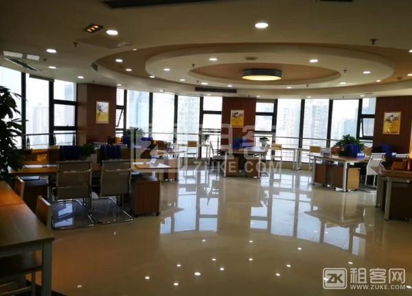 个人出租20-110平米办公室,联合工位,性价比高-2