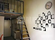 特色工业风复式房,温馨舒适,独立卫生间带厨房,可短租,可养宠物-2