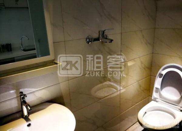 特色工业风复式房,温馨舒适,独立卫生间带厨房,可短租,可养宠物-5