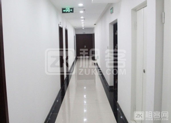 中铁财智中心5号写字楼多整层出租-3