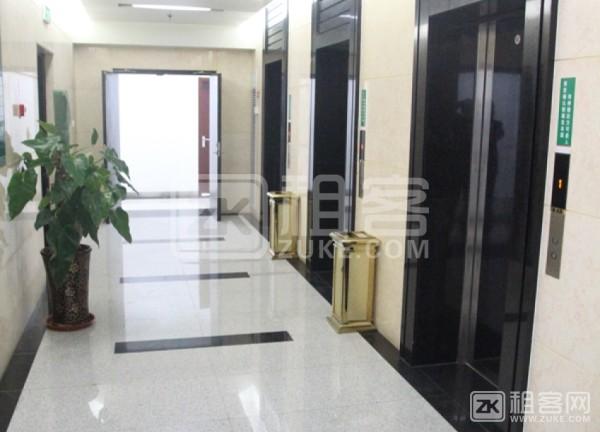 中铁财智中心5号写字楼多整层出租-4
