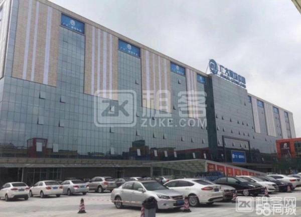广大服饰中心写字楼,近地铁,可注册公司,物业直租-1