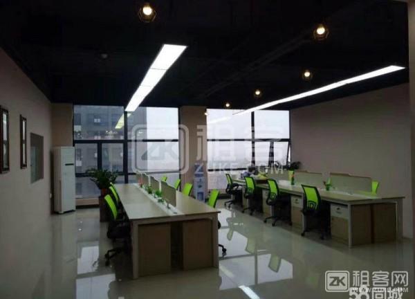 广大服饰中心写字楼,近地铁,可注册公司,物业直租-4