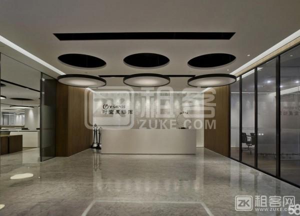广大服饰中心写字楼,近地铁,可注册公司,物业直租-5