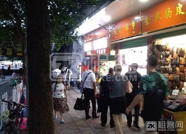 广州火车站桂花岗皮具城临街旺铺出租-3