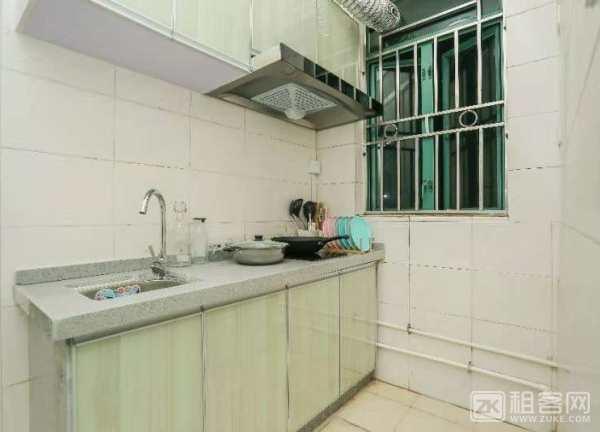 宝安上合暖家花园,1房1厅,50平米,2680元,拎包入住,所有家私电器齐-2
