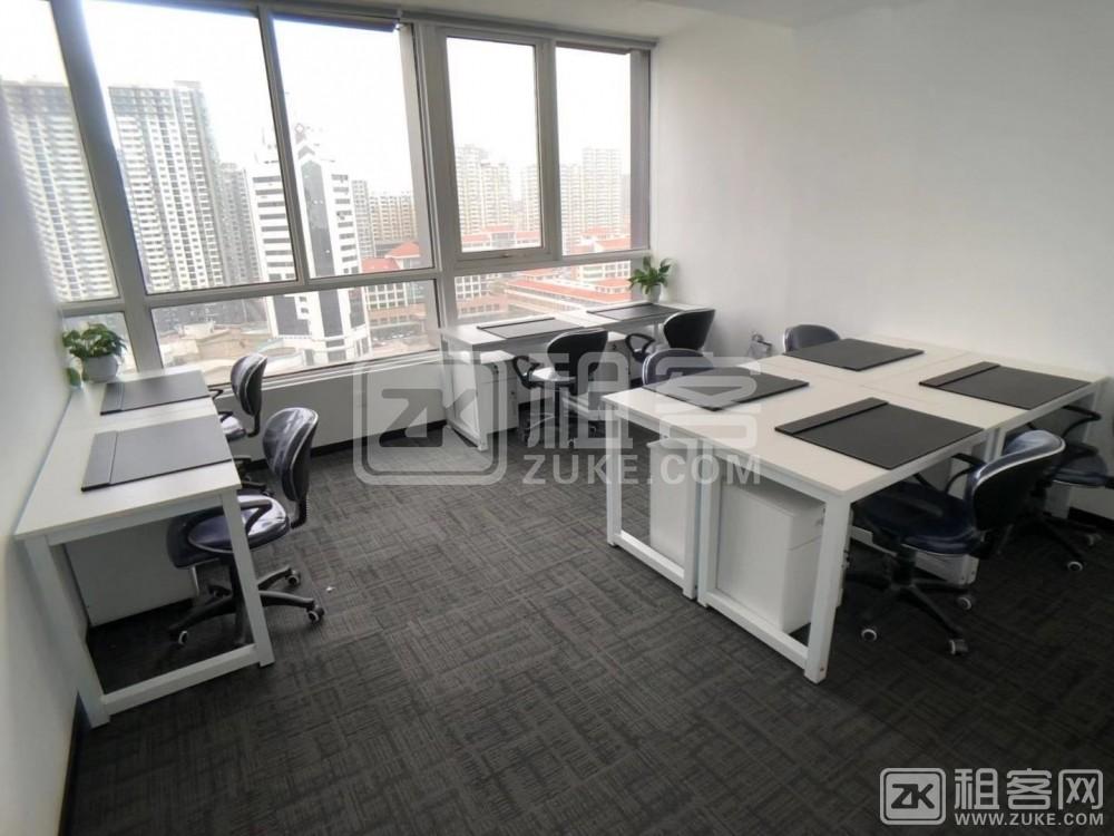 万象城商圈18楼精装带家具 一价全包 车位充足
