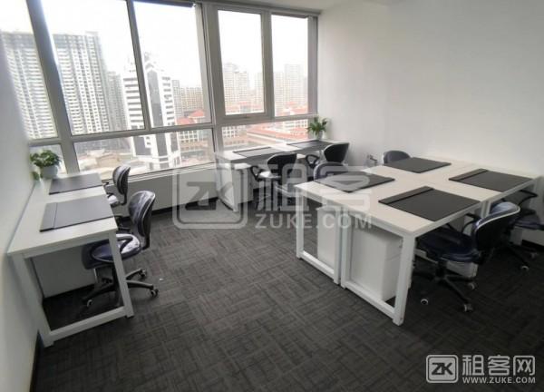 万象城商圈18楼精装带家具 一价全包 车位充足-5