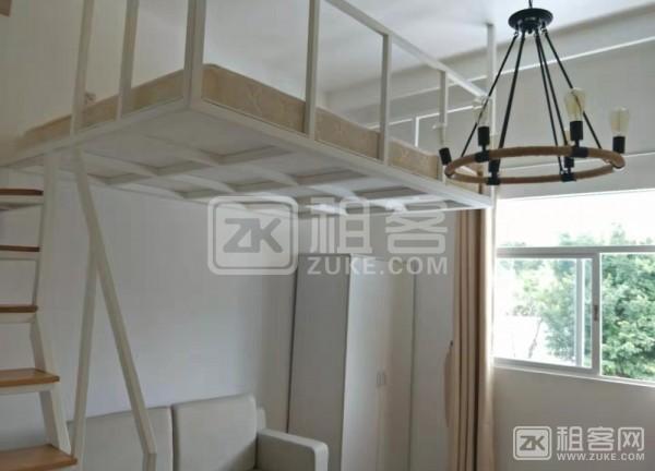 罗湖繁华区欧式公寓。-1