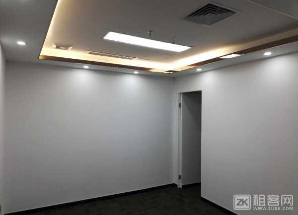 华融大厦155平 豪华装修 可注册 地铁口-3