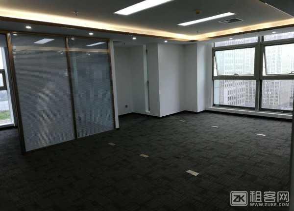 华融大厦155平 豪华装修 可注册 地铁口-4