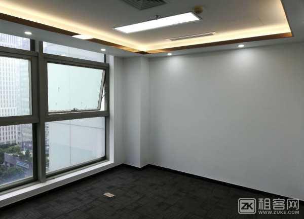 华融大厦155平 豪华装修 可注册 地铁口-5