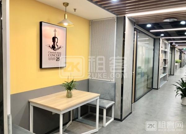龙华地铁站附近小型办公室出租1280起全包价-4