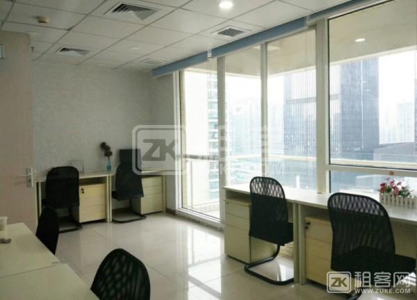 龙华地铁站小型办公室出租,1280元起费用全包-2