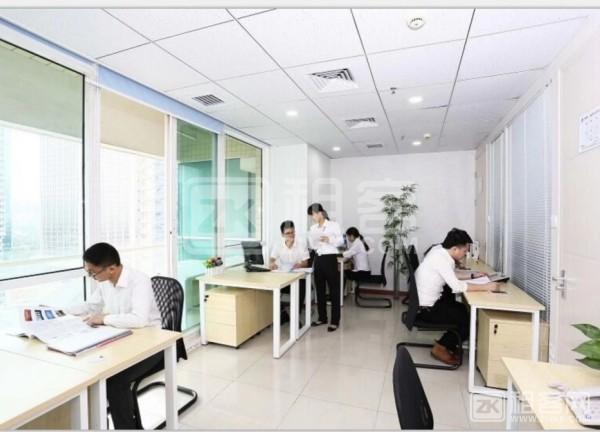 龙华地铁站小型办公室出租,1280元起费用全包-3