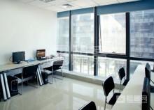 龙华地铁直达精装办公室出租,家私齐全1280元全包价