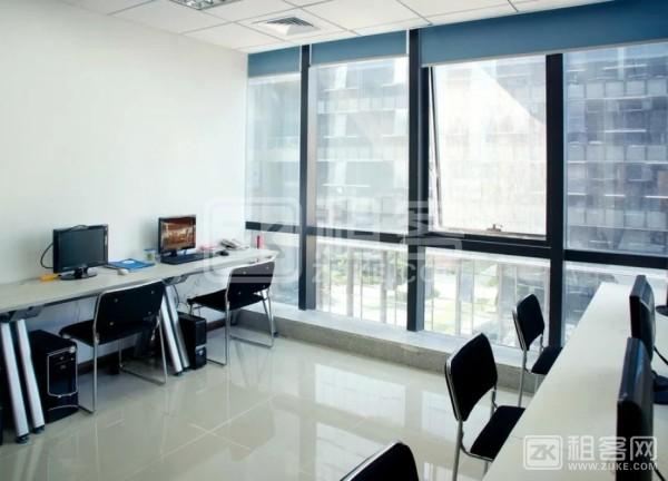 龙华地铁直达精装办公室出租,家私齐全1280元全包价-1