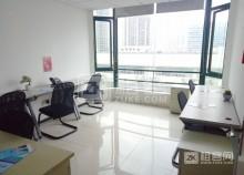 龙华地铁直达精装办公室出租,家私齐全1280元全包价-2