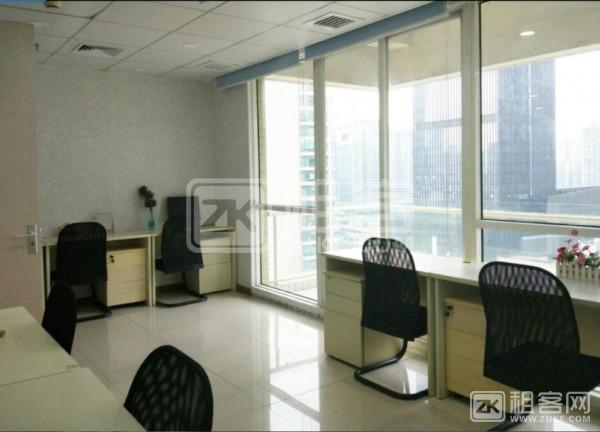龙华地铁直达精装办公室出租,家私齐全1280元全包价-3