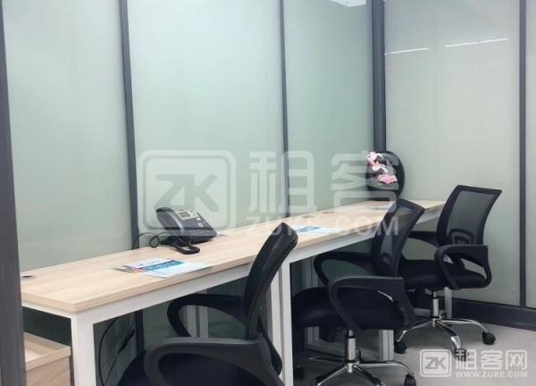 龙岗布吉精装200平办公室出租独立空间非中介-2