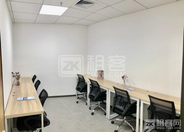 龙岗布吉精装200平办公室出租独立空间非中介-4