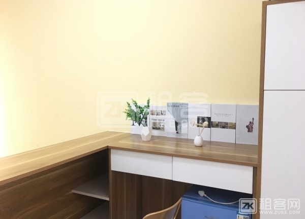 灵芝地铁站酒店式公寓,精装修带家私家电,单身情侣好住所。-2