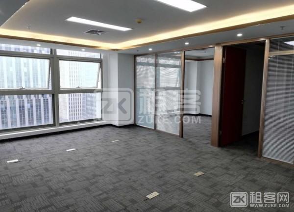 华融大厦,格局3+1,面积155,环境优美-4