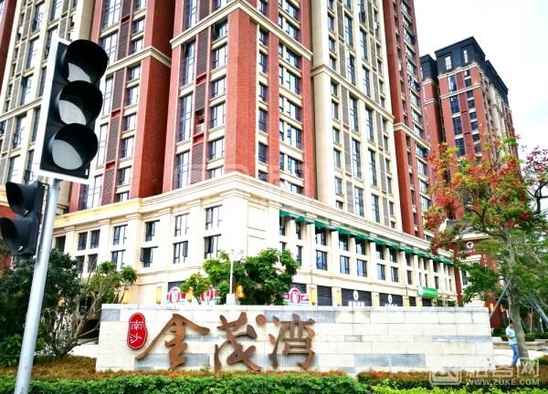 南沙金茂湾T3-901公寓 自贸区明珠湾-1