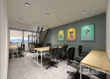 体育西红盾大厦新装修中小型全包型办公室1552元起-2