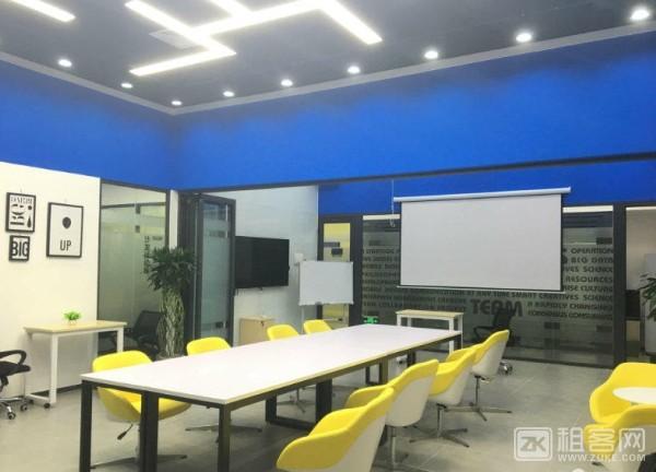 体育西红盾大厦新装修中小型全包型办公室1552元起-4