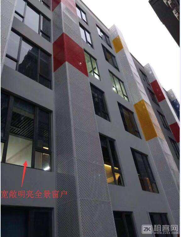 睿成微谷办公楼出租-3