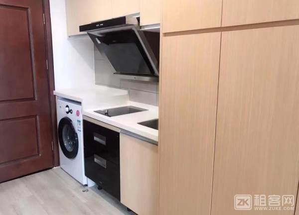 福田佳兆业中心舒适单间-2