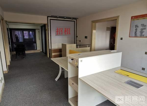 南联地铁站口零距离摩尔城楼上带办公家具商住两用 办公室写字楼-1