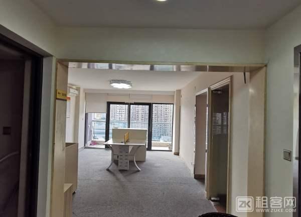 南联地铁站口零距离摩尔城楼上带办公家具商住两用 办公室写字楼-2