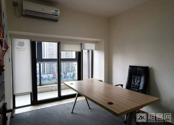南联地铁站口零距离摩尔城楼上带办公家具商住两用 办公室写字楼-5