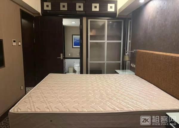 罗湖黄贝岭丹枫白露精装一房一厅-2