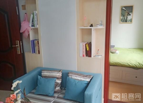 清湖精装修二房一厅拎包入住-1