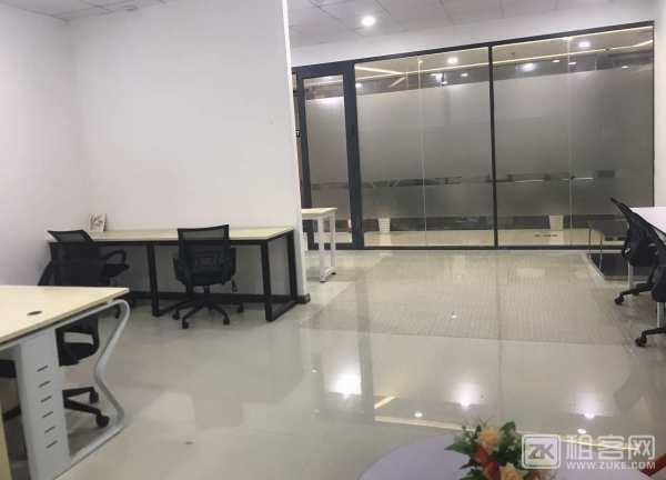 前海地铁口350平精装办公室出租  带红本凭证-5