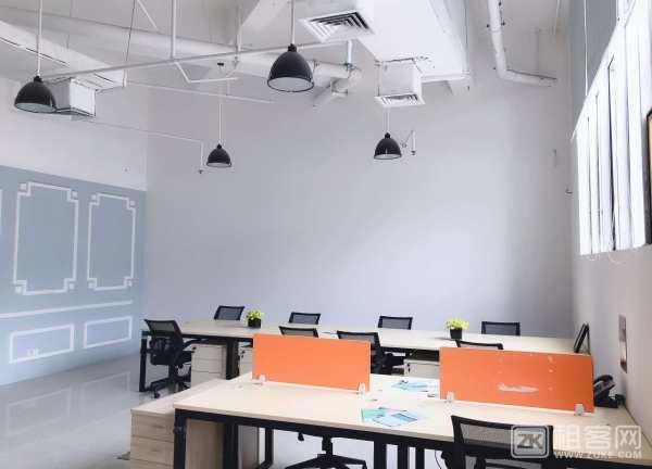 前海地铁口350平精装办公室出租  带红本凭证-2