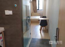 城西银泰精1居中户型装公寓家电齐全拎包住-3