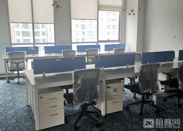 高新区世纪城精装写字楼出租-3