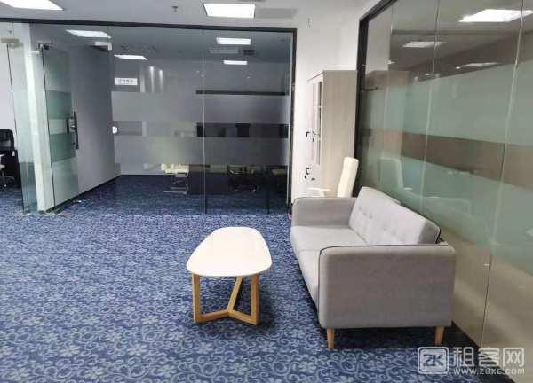 高新区世纪城精装写字楼出租-6