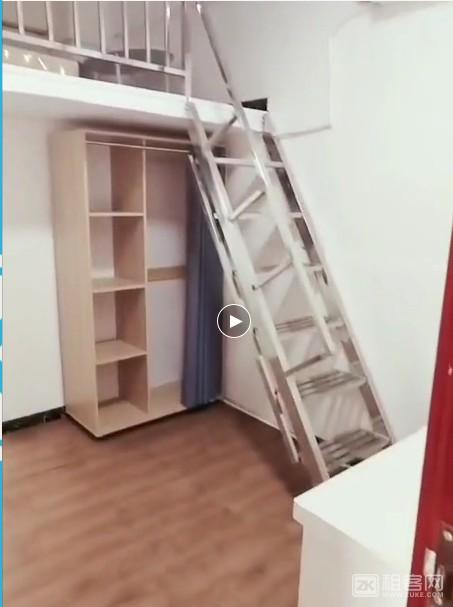 精装修复式公寓,周边美食多多,拧包入住。房间剩余不多-4