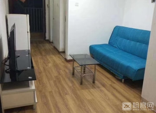 单身公寓,环境优美,一房一厅,地铁附近-1