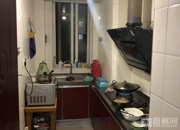 石羊新寓2室精装修,拎包入住-2