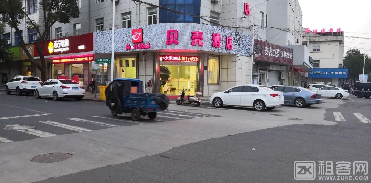 南京高淳固城超大门面出租人流大生意好做