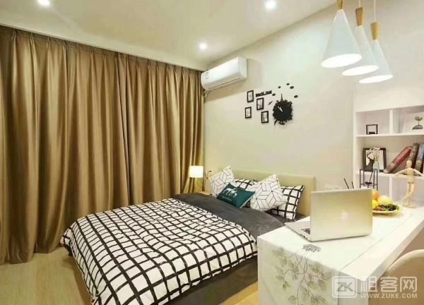 哈租客公寓城西银泰店-1
